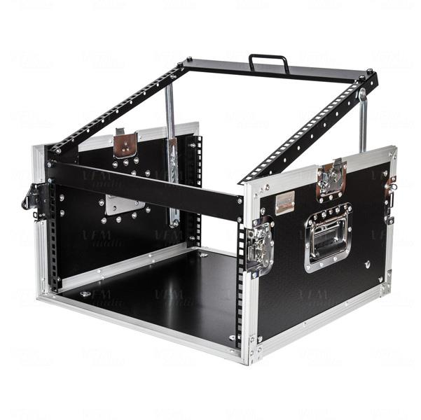 Cd display rack road case cosmecol for Road case paint